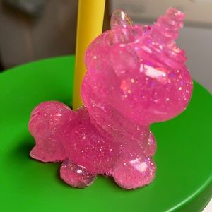 Unicorn Straw Topper